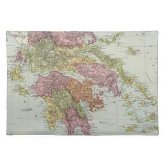 Greece 4 2 placemat