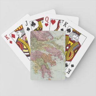 Greece 4 2 playing cards