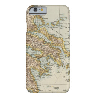 Greece 4 barely there iPhone 6 case
