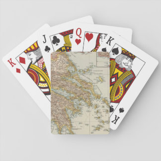 Greece 4 playing cards