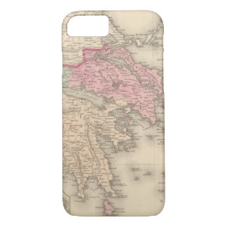 Greece 5 iPhone 8/7 case