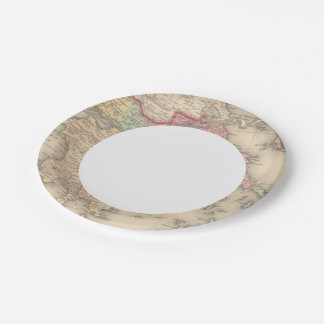 Greece 5 paper plate