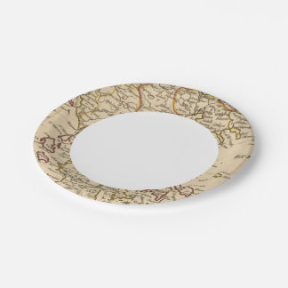 Greece 9 7 inch paper plate