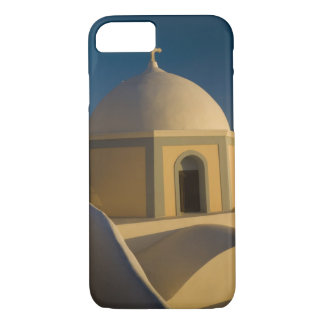 Greece and Greek Island of Santorini town of 2 iPhone 7 Case