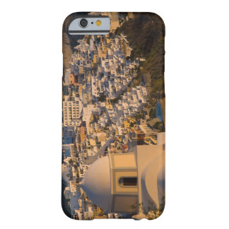 Greece and Greek Island of Santorini town of Barely There iPhone 6 Case
