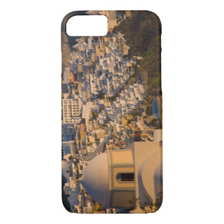 Greece and Greek Island of Santorini town of iPhone 7 Case