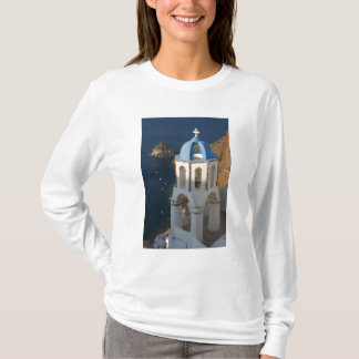 Greece and Greek Island of Santorini town of Oia 2 T-Shirt