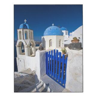 Greece and Greek Island of Santorini town of Oia 3