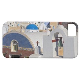 Greece and Greek Island of Santorini town of Oia 5 iPhone 5 Case