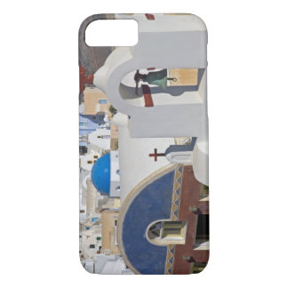 Greece and Greek Island of Santorini town of Oia 5 iPhone 8/7 Case
