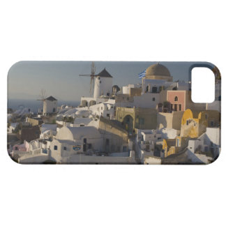 Greece and Greek Island of Santorini town of Oia iPhone 5 Cover