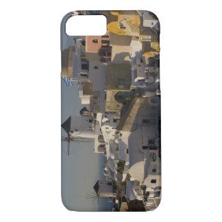 Greece and Greek Island of Santorini town of Oia iPhone 8/7 Case