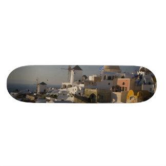Greece and Greek Island of Santorini town of Oia Skate Decks