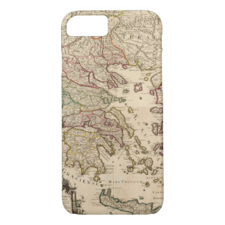 Greece and Macedonia iPhone 8/7 Case
