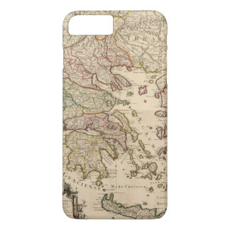 Greece and Macedonia iPhone 8 Plus/7 Plus Case