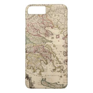 Greece and Macedonia iPhone 8 Plus/7 Plus Case
