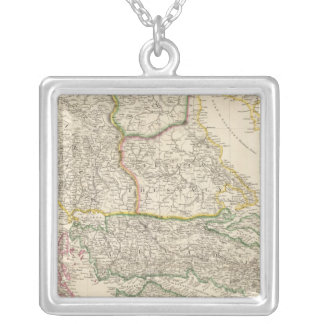 Greece and the Ionian Islands Silver Plated Necklace