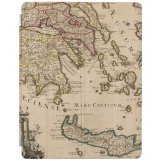 Greece and Turkey 3 iPad Cover
