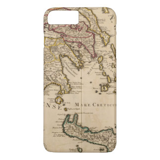 Greece and Turkey 3 iPhone 8 Plus/7 Plus Case