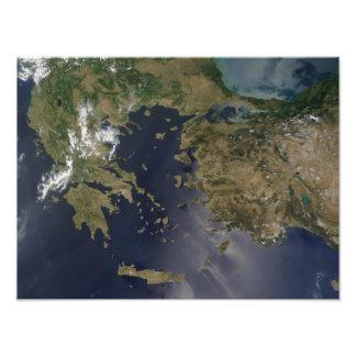 Greece and Turkey Photograph