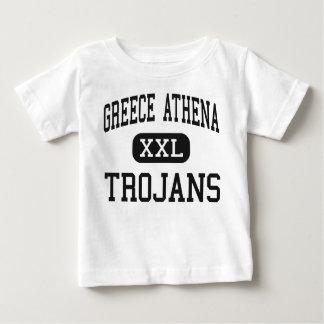 Greece Athena - Trojans - High - Rochester Tshirts