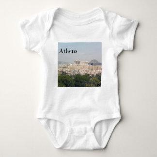 Greece Athens Acropolis Baby Bodysuit