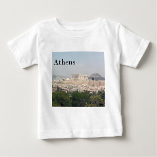 Greece Athens Acropolis Baby T-Shirt