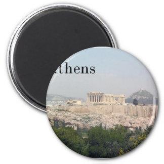 Greece Athens Acropolis Magnet