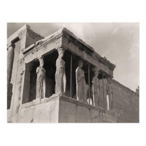 Greece, Athens, Acropolis, Parthenon Postcards