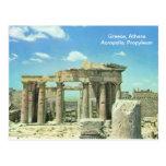 Greece, Athens Acropolis, Propyleum Post Cards