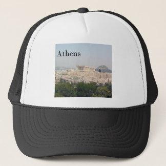 Greece Athens Acropolis Trucker Hat