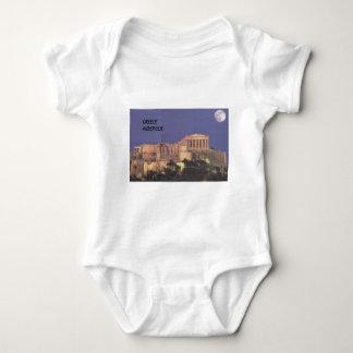 Greece Athens Akropolis Parthenon (St.K) Baby Bodysuit