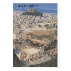 Greece Athens herodion Parthenon (St.K.) Postcard
