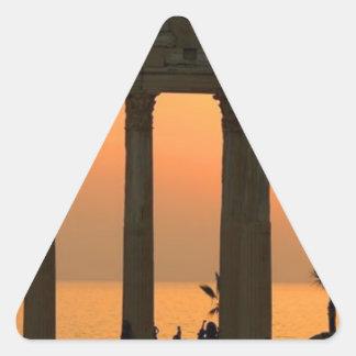 Greece Athens (new) (St.K) Triangle Sticker
