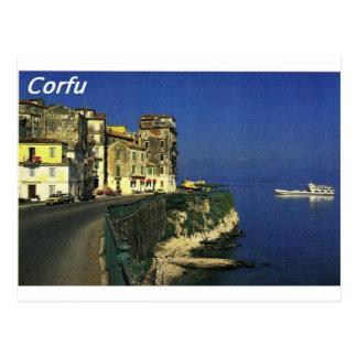 GREECE- Corfu -angie-.JPG Postcard