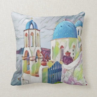 greece cushion