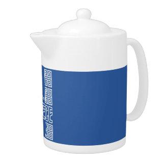 GREECE custom teapot