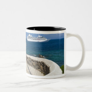 Greece, Cyclades Islands, Mykonos, Old windmill Mug