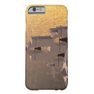Greece, Cyclades Islands, Santorini, Thira, Barely There iPhone 6 Case