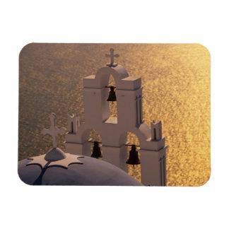 Greece Cyclades Islands Santorini Thira Flexible Magnets