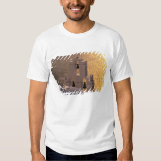 Greece, Cyclades Islands, Santorini, Thira, Shirt