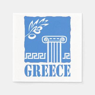Greece Disposable Napkins