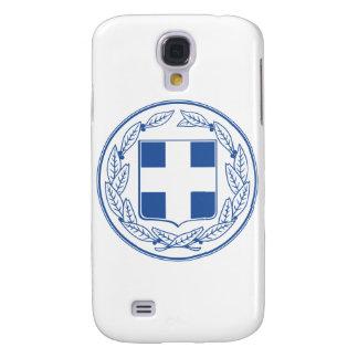 greece emblem galaxy s4 case