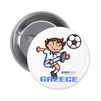 Greece - Euro 2012 Buttons