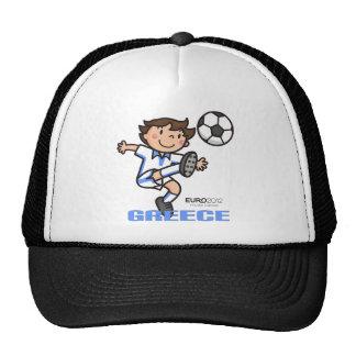 Greece - Euro 2012 Hats