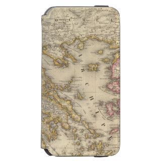 Greece Europe 27 Incipio Watson™ iPhone 6 Wallet Case