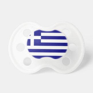 Greece Flag Booginhead Pacifier