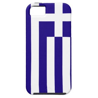 Greece Flag Case For The iPhone 5