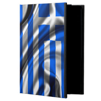 Greece Flag Fabric Powis iPad Air 2 Case