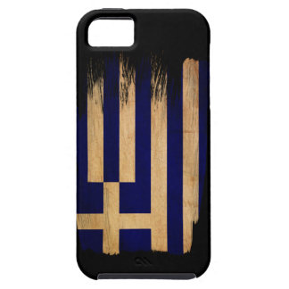 Greece Flag iPhone 5 Cases